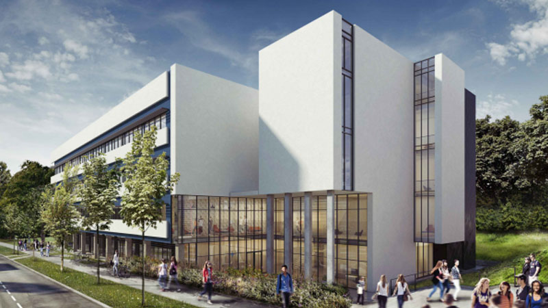 UEA – New Science Building Installation